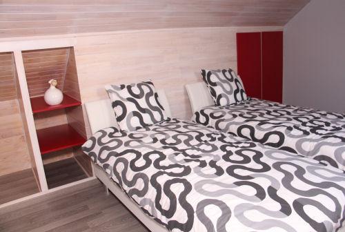chambre gîte 2 lits
