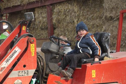 tracteur avec roro