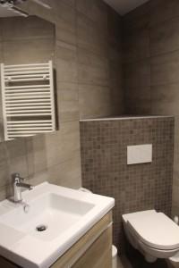 salle de bain lavande