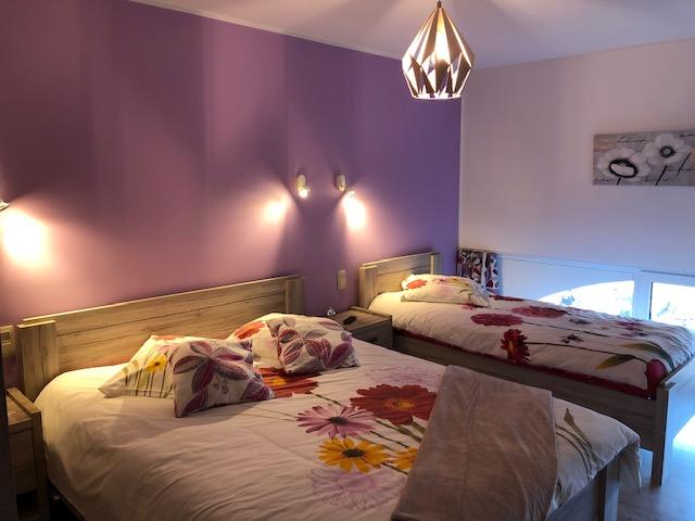 chambre violette 3P